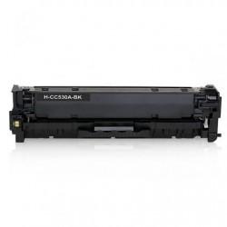 Съвместима тонер касета HP LJ CC530A Black