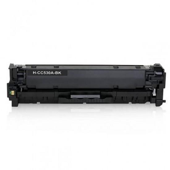 Съвместима тонер касета HP LJ CP2020/2025/2320/Canon7200 - 304A CC530A Bk