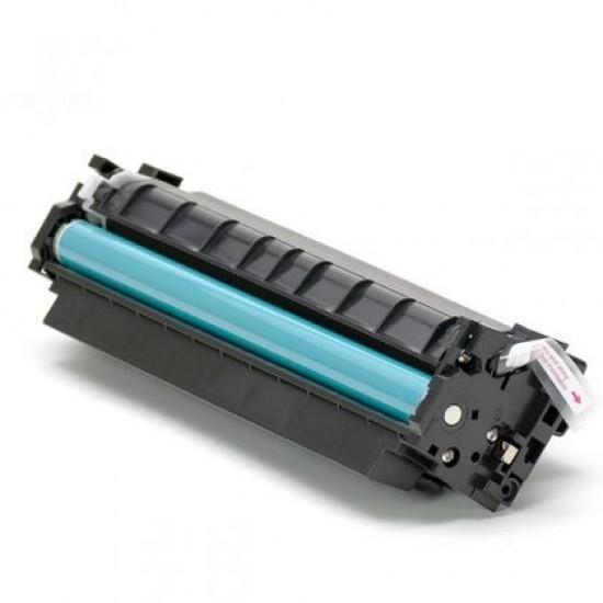 Съвместима тонер касета HP411A Cyan HP Color LaserJet Pro M 452 HP Color LaserJet M 477, 377 MFP 410A CF411A Cyan