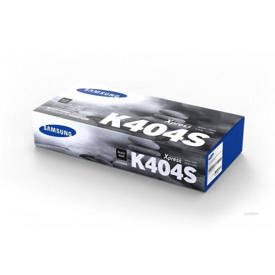 Тонер касета Samsung CLT-K404S Black