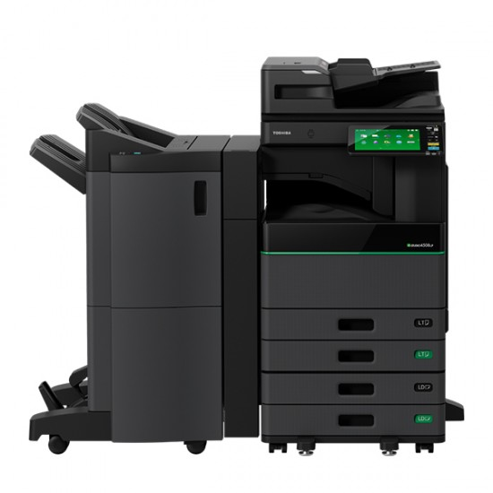 Toshiba e-STUDIO4508LP-promo bundle RADF+KD+Finisher