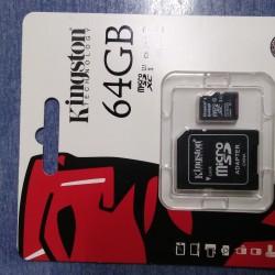 SD card Kingston SDC10G2
