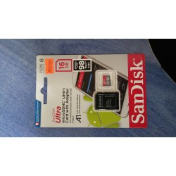 SD card SanDisk micro SDHC UHS-I