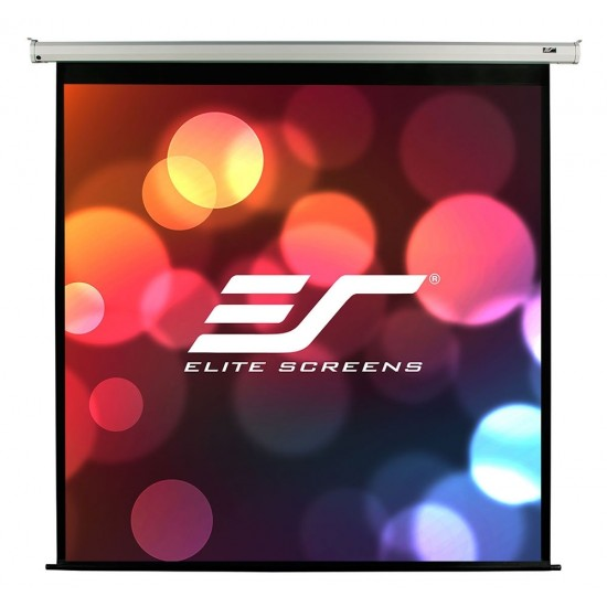 "Elite Screen M85XWS1 Manual, 85"" (1:1), 152.4 x 152.4 cm, White"
