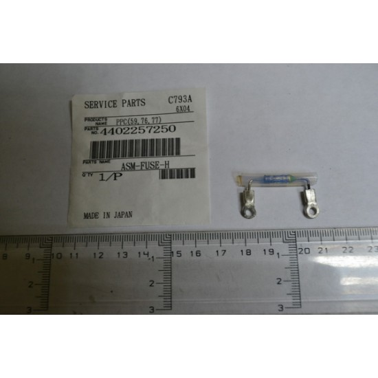 Assembly Thermo Fuse Toshiba BD 5910 4402257250