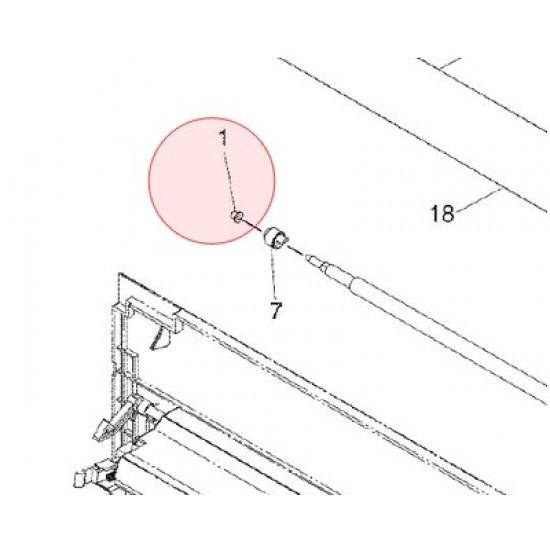 Bushing Roller Guide Toshiba e-STUDIO 16   41306677000