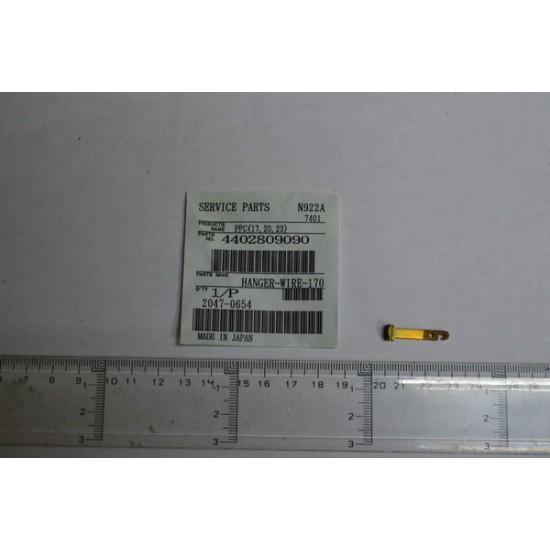 Hanger WIRE-170 Toshiba 1710 4402809090