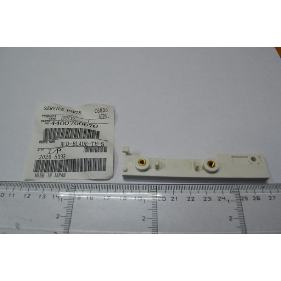 Holder Blade-TH-S Toshiba 3210 4400760670