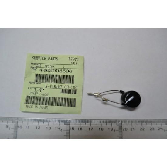 K-Varistor Toshiba 2550 4402053500