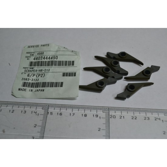 SCRAPER-HR-213 Toshiba 4560/4570 4402444450