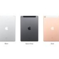 Таблет, Apple 10.2-inch iPad 7 Cellular 128GB - Space Grey