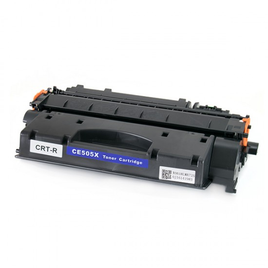 Съвместима тонер касета HP LaserJet P 2055 CE505X - Canon LBP 6300/6650/6670/6680 Canon imageCLASS MF 5850/5880/5950/5960 Canon i-SENSYS MF 5940/598