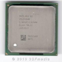 Процесор Intel Celeron 2.4 GHz  SL6VU