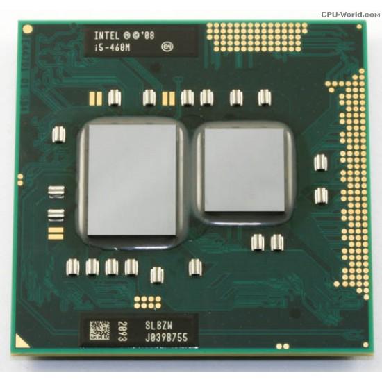 Intel® Core™ i5-460M Processor SLBZW