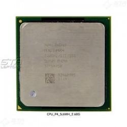 Процесор Intel Pentium 4 2.6 GHz  SL6WH