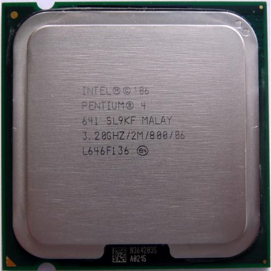 Intel Pentium 4 641  SL9KF