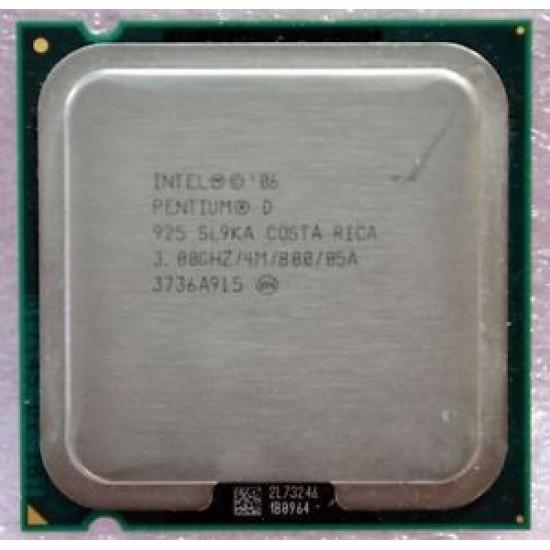 Intel Pentium D 925  SL9KA