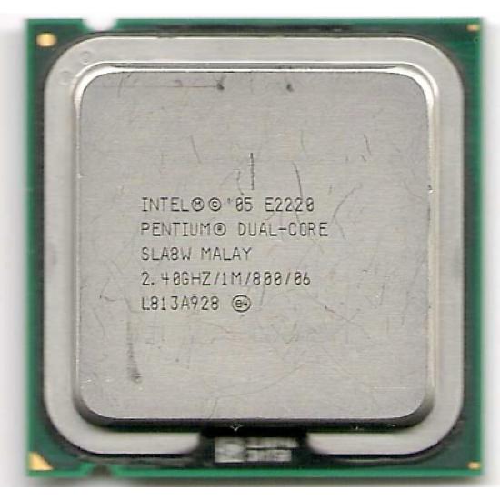 Intel Pentium E2220  SLA8W